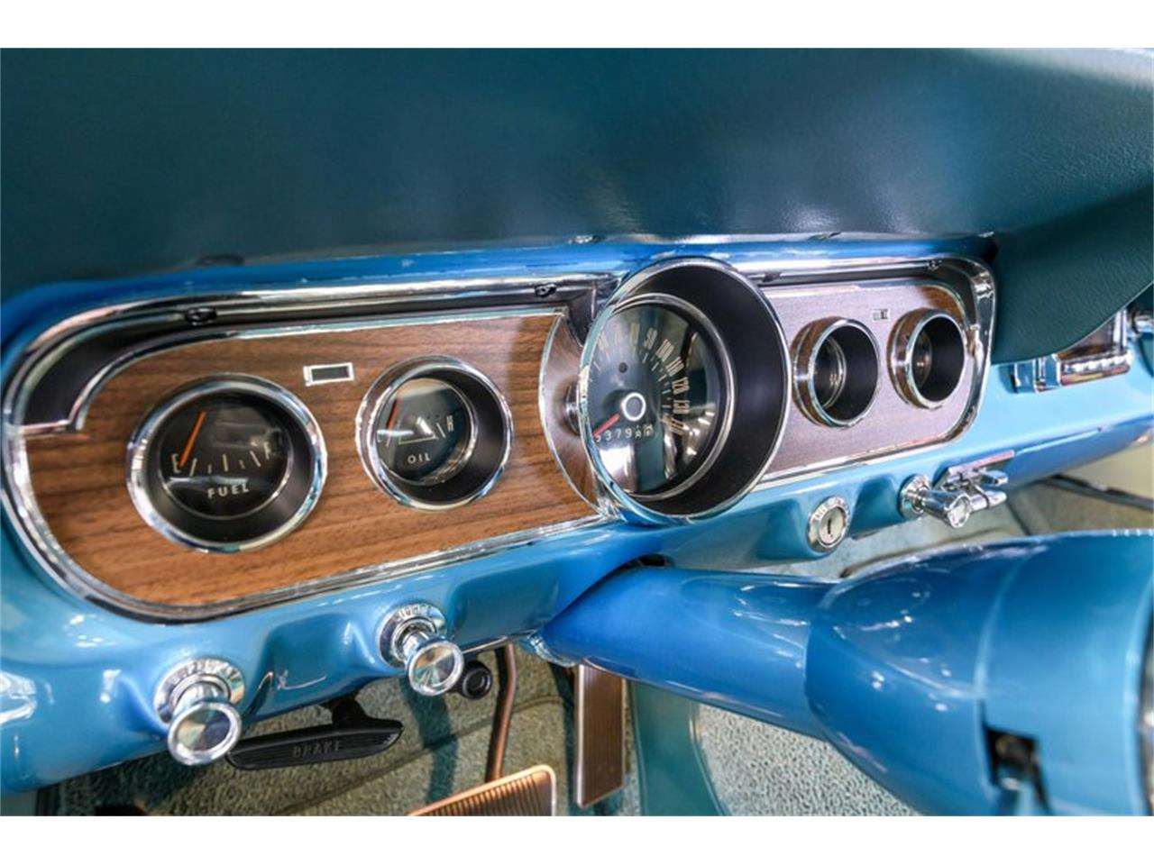 Large Picture of '66 Mustang Offered by Autobarn Classic Cars - PH94