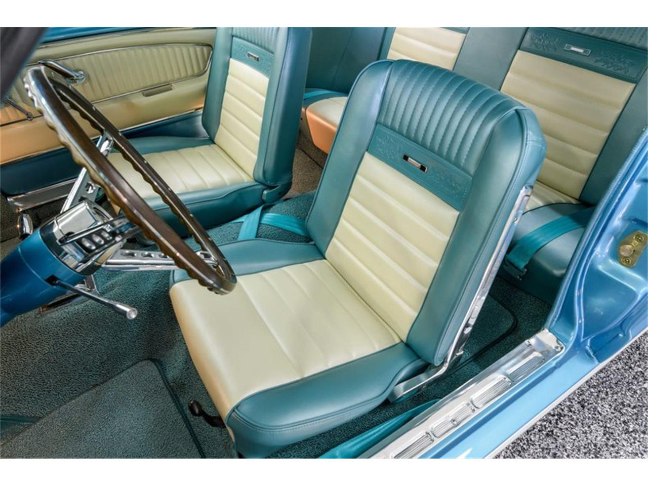 Large Picture of 1966 Mustang located in Concord North Carolina - $22,995.00 Offered by Autobarn Classic Cars - PH94