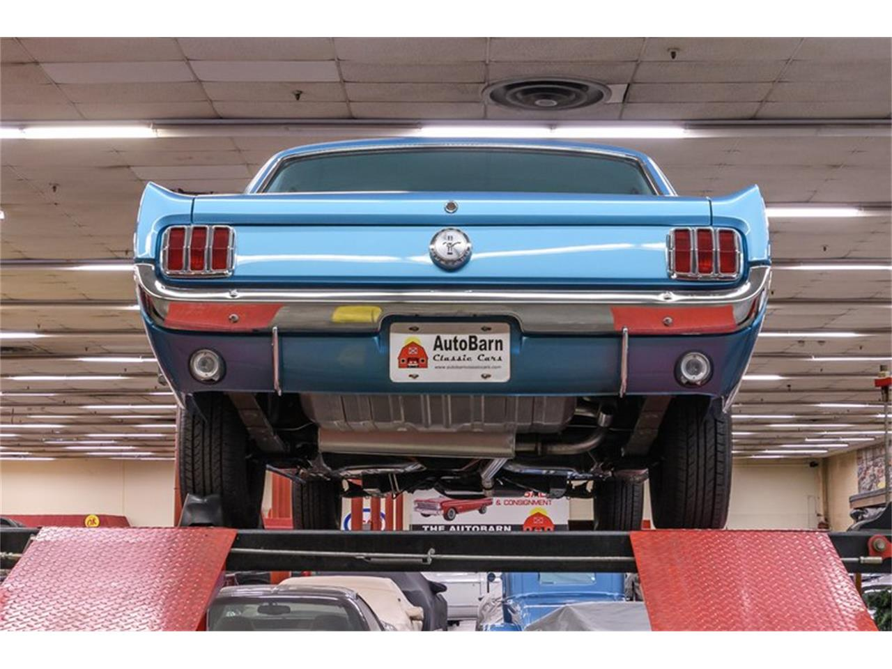 Large Picture of Classic '66 Mustang located in North Carolina - $22,995.00 - PH94