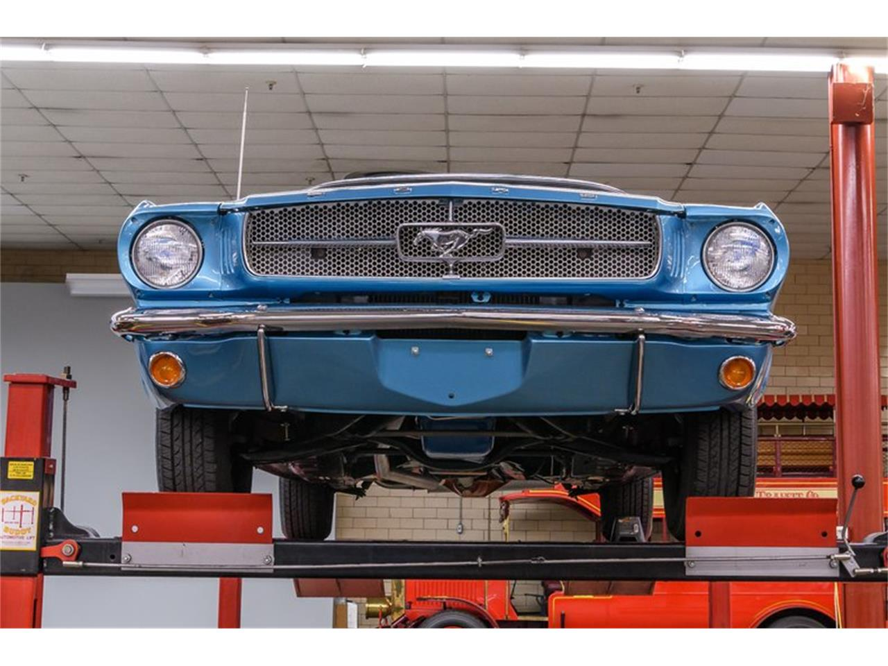 Large Picture of '66 Mustang - PH94