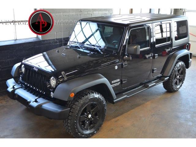 Picture of '14 Jeep Wrangler located in Statesville North Carolina Offered by  - PH96