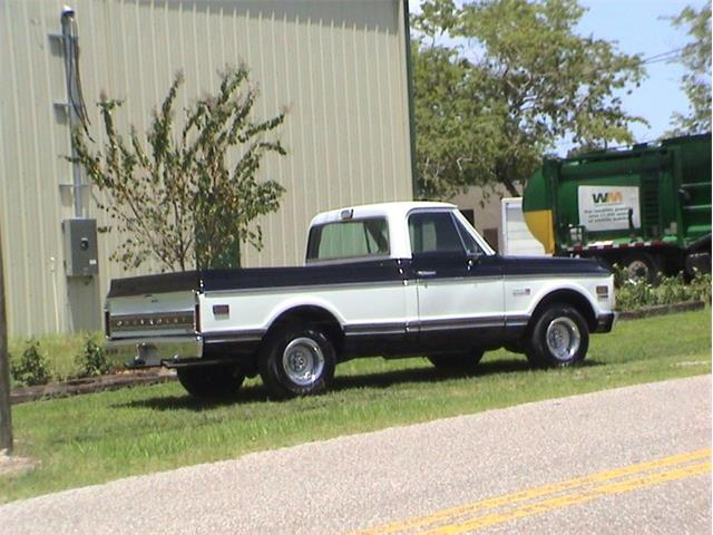 Picture of Classic 1972 Chevrolet Cheyenne located in Florida Auction Vehicle - PH9H