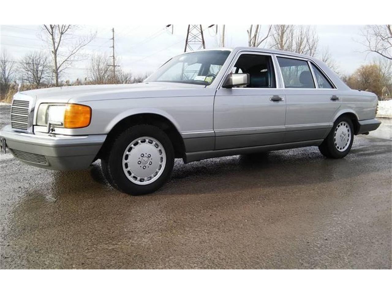 1987 Mercedes-Benz 560 for Sale | ClassicCars com | CC-1188779