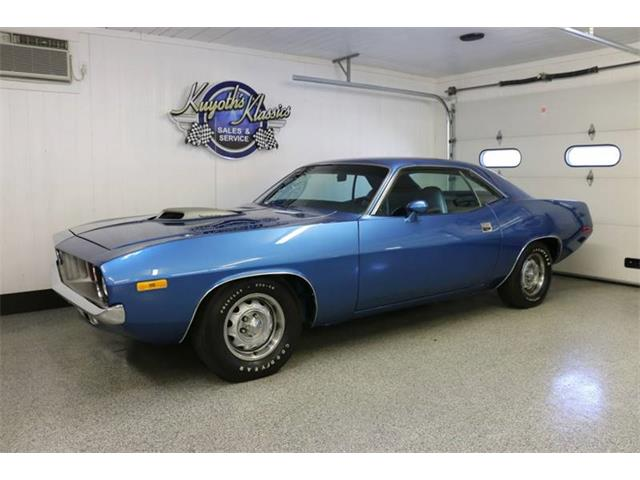 Picture of Classic 1973 Barracuda located in Stratford Wisconsin Offered by  - PH9X