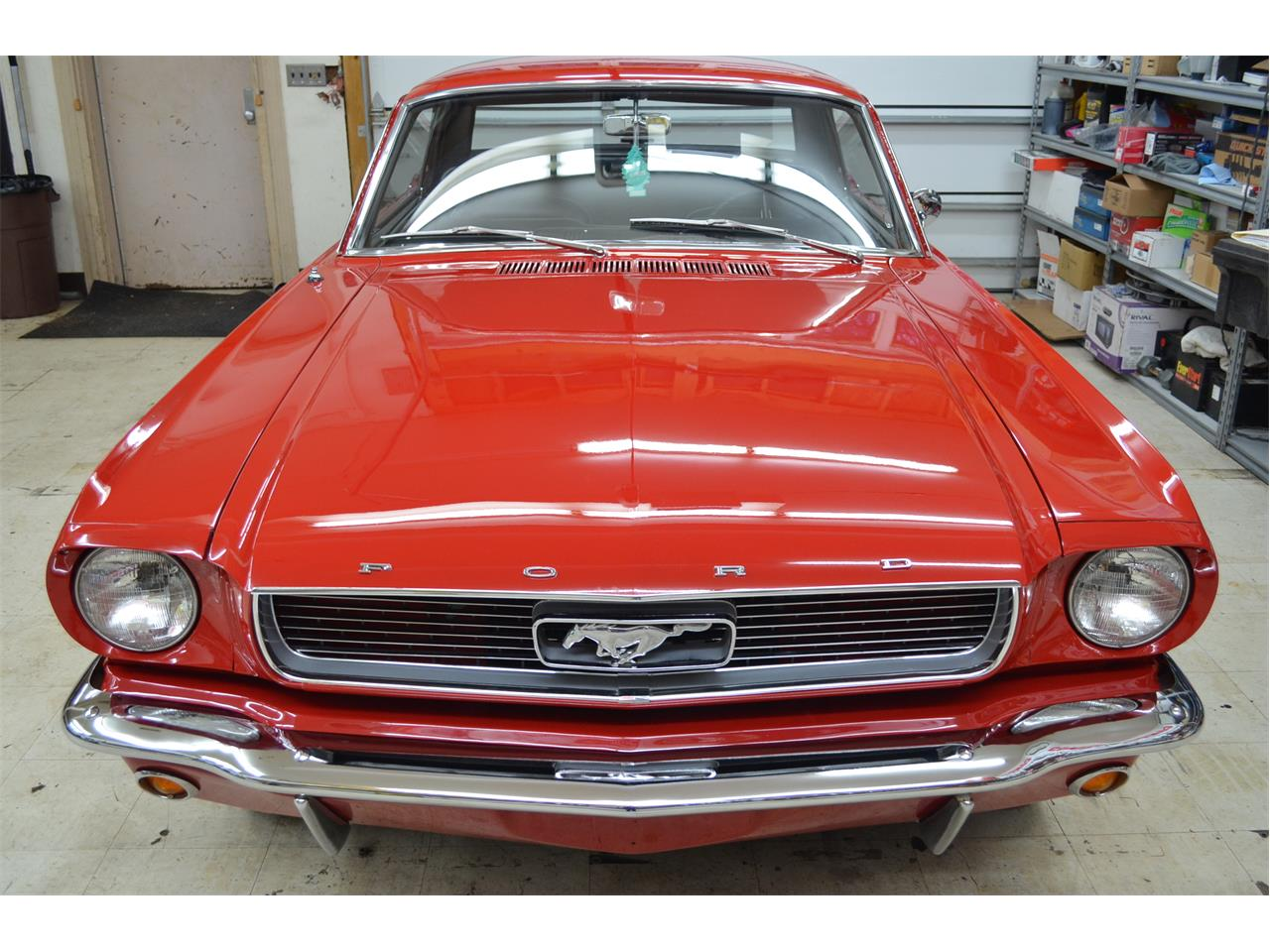 Large Picture of '66 Mustang - PHA6