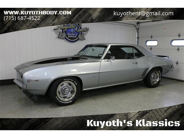 Picture of Classic 1969 Camaro located in Wisconsin - $69,995.00 Offered by  - PHA8