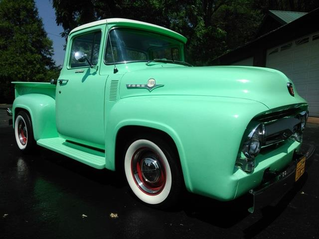 Picture of '56 Pickup - PB69