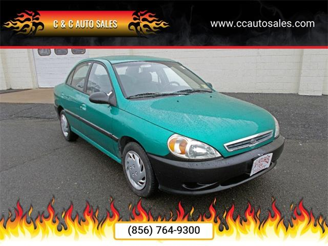 Picture of '02 Kia Rio located in Riverside New Jersey Offered by  - PHB3