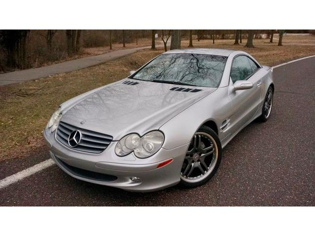 Picture of '04 SL500 Offered by  - PHB6