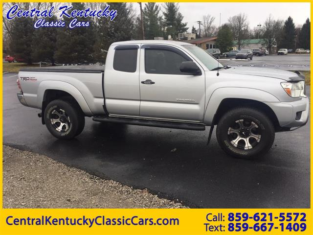 Picture of 2012 Toyota Tacoma located in Paris  Kentucky - PHB9