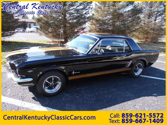 Picture of Classic '66 Mustang located in Kentucky - PHBE