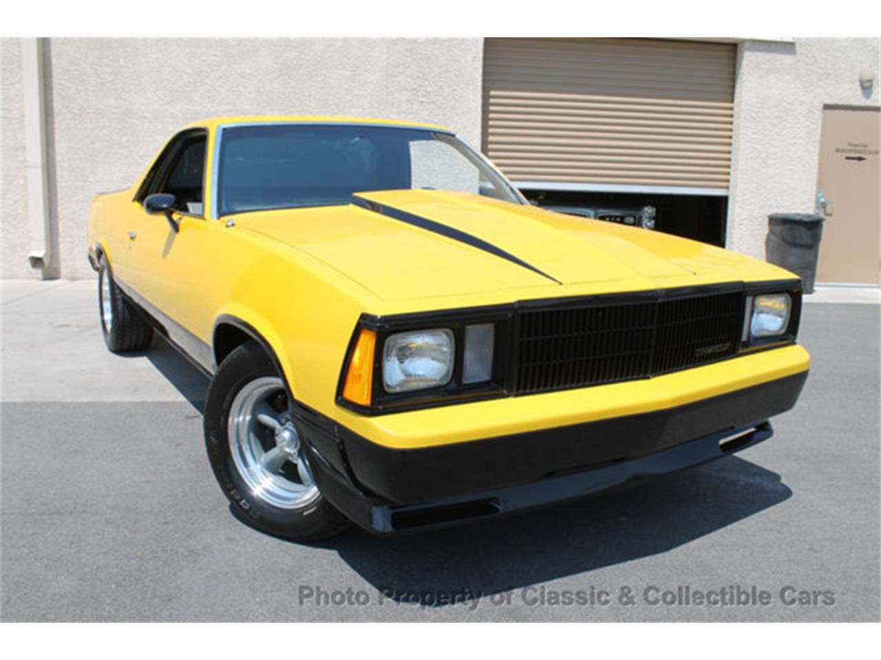Large Picture of '80 El Camino - PHBG
