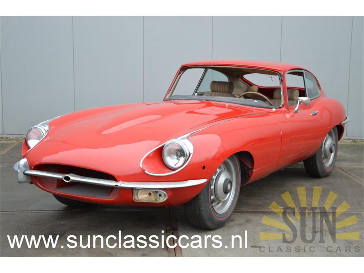 Jaguar E Type For Sale >> 1969 Jaguar E Type For Sale Classiccars Com Cc 1188859