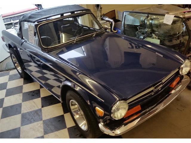 Picture of Classic 1973 Triumph TR6 located in Washington - $10,500.00 - PHC1