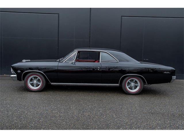 1966 Chevrolet Malibu SS