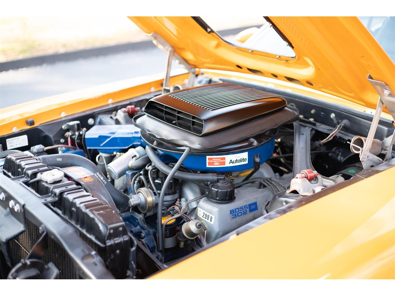 Large Picture of '70 Mustang - PHC7