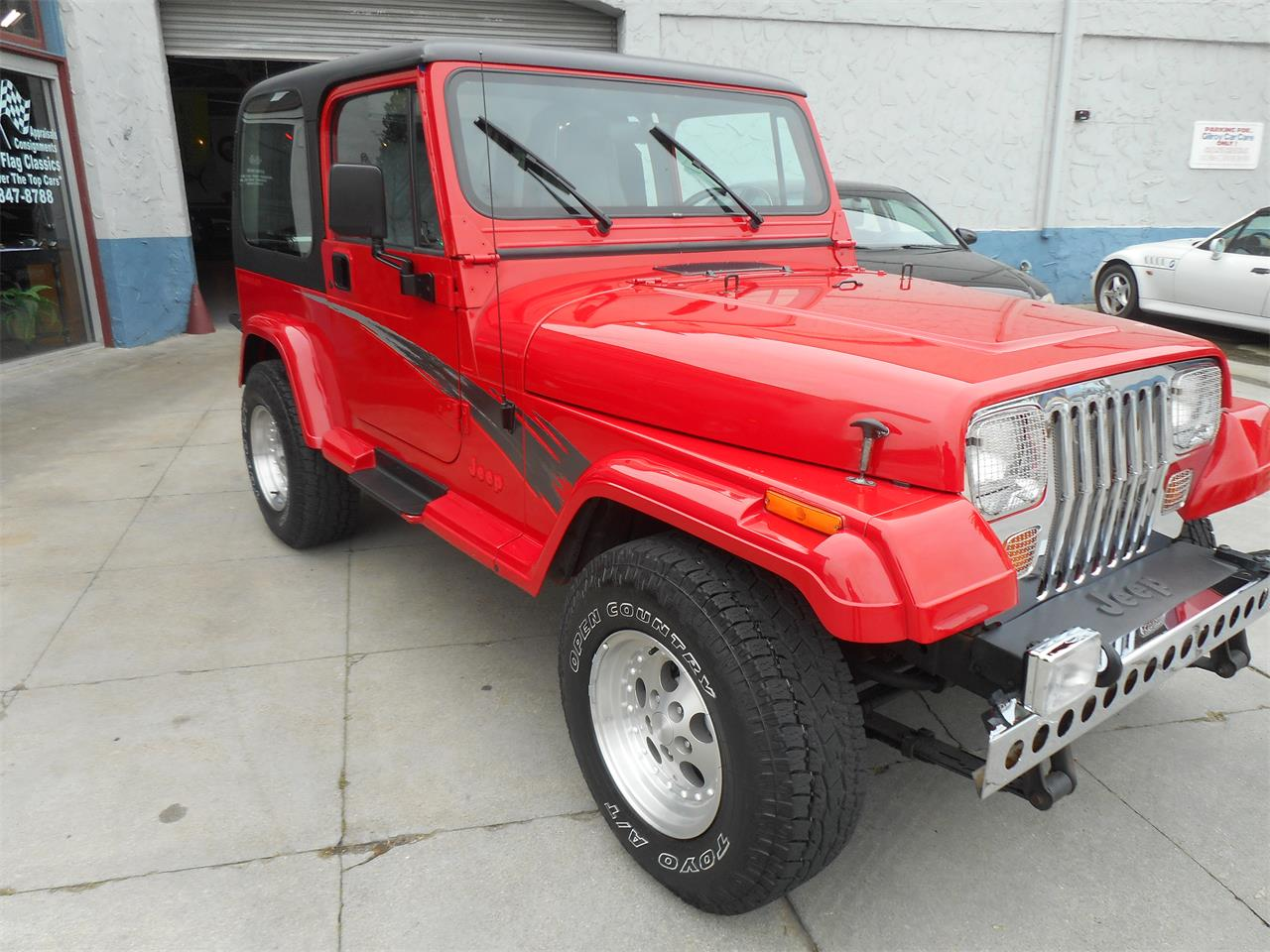 Large Picture of '94 Wrangler - PHCB