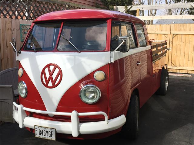Picture of 1967 Volkswagen Truck located in Ohio - $22,500.00 Offered by a Private Seller - PHCC