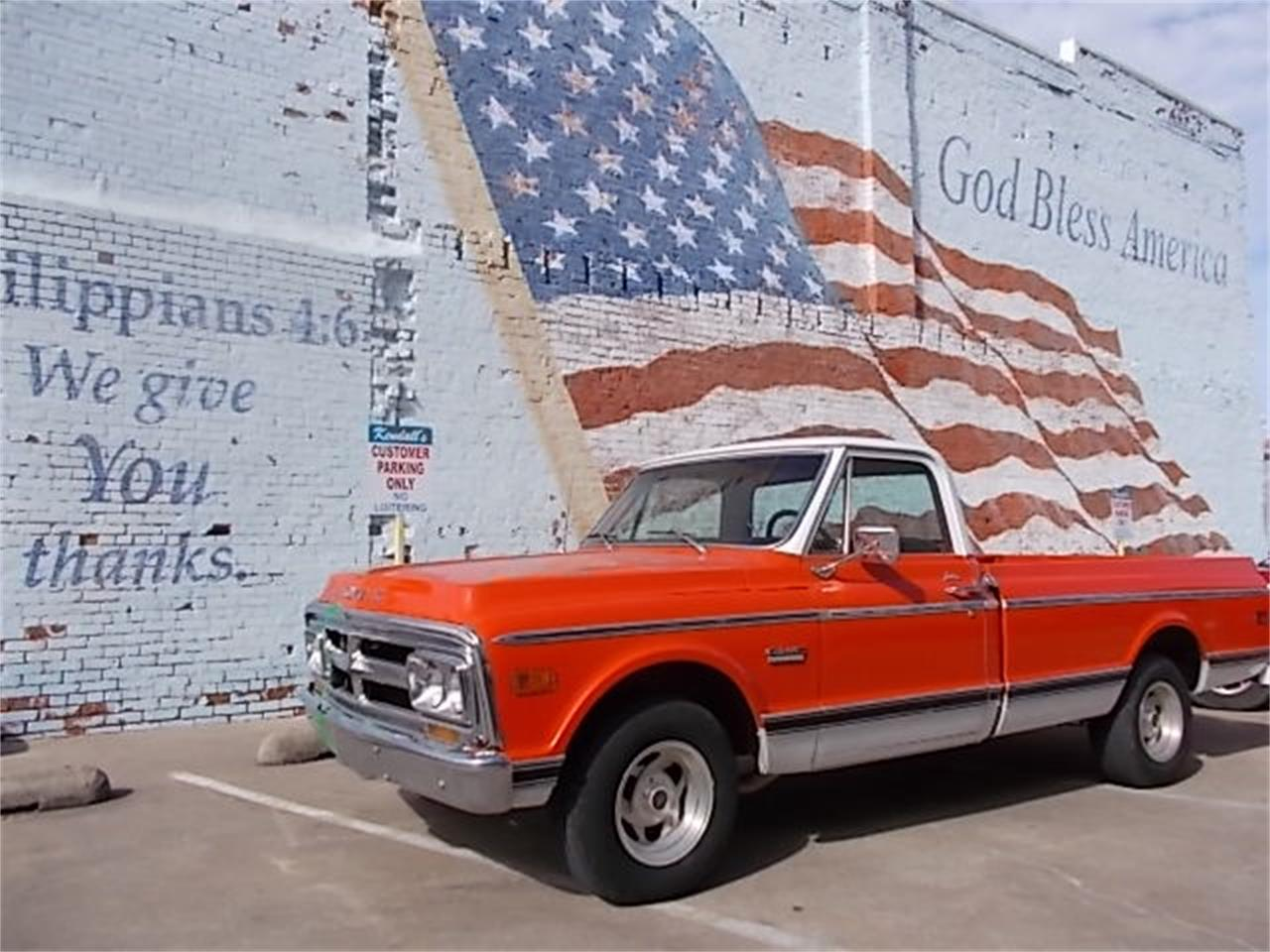 Large Picture of '70 GMC 1500 - PHCQ
