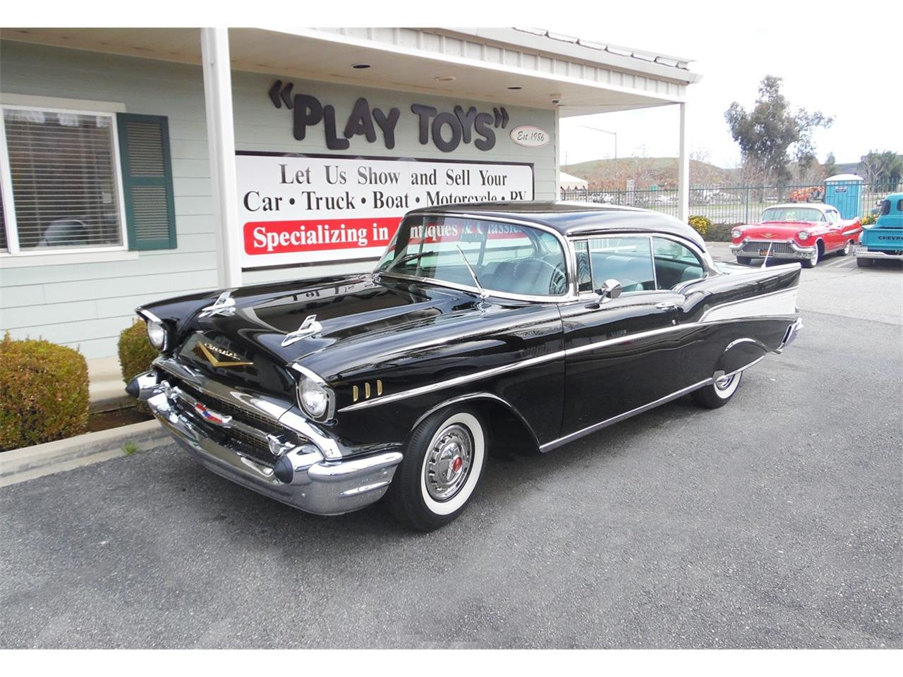Large Picture of '57 Bel Air located in Redlands California Offered by Play Toys Classic Cars - PHCT