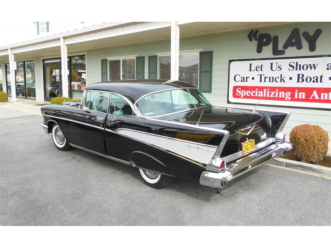 Large Picture of Classic '57 Bel Air - $72,995.00 Offered by Play Toys Classic Cars - PHCT