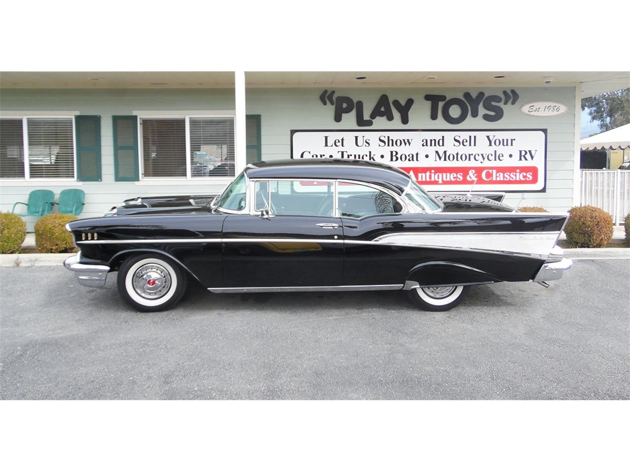 Large Picture of 1957 Bel Air Offered by Play Toys Classic Cars - PHCT