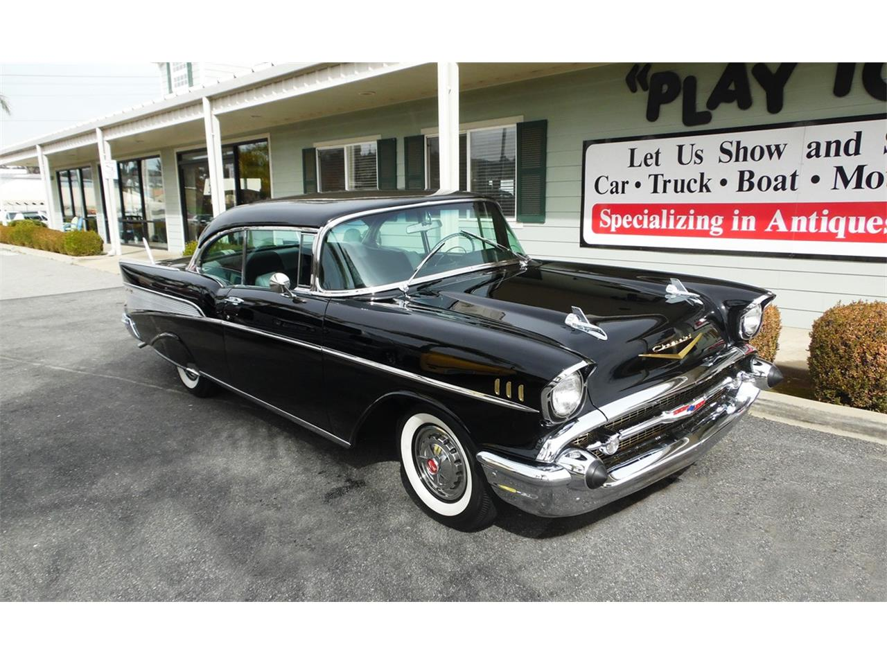 Large Picture of Classic '57 Chevrolet Bel Air located in California - $72,995.00 - PHCT