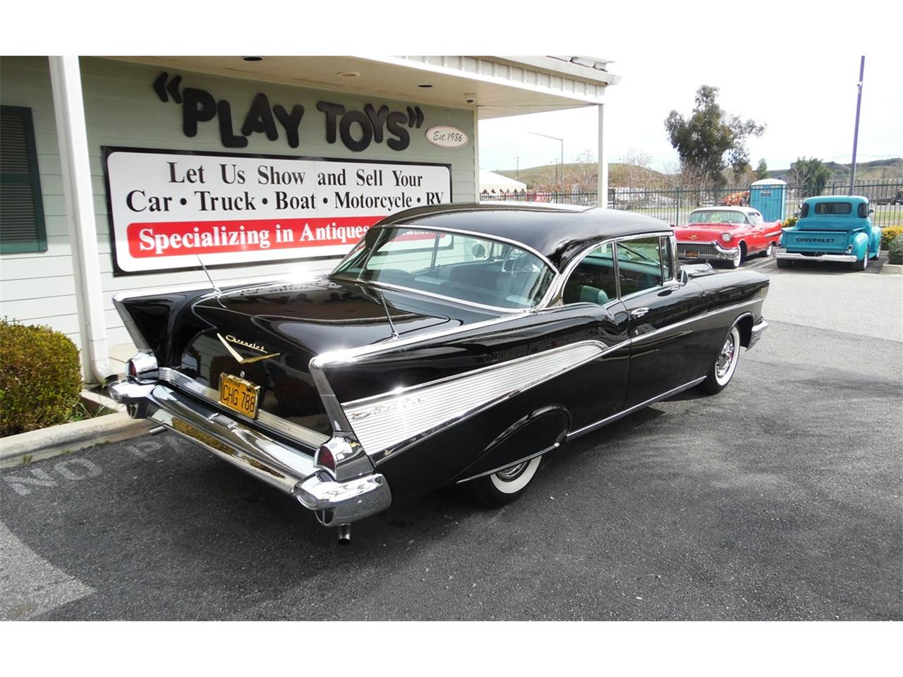 Large Picture of 1957 Chevrolet Bel Air located in Redlands California - $72,995.00 - PHCT