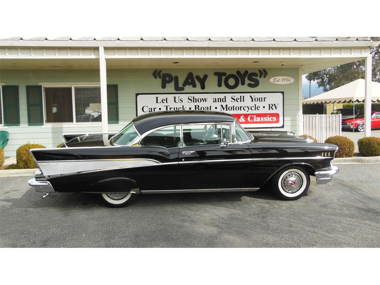 Large Picture of 1957 Bel Air located in Redlands California - $72,995.00 - PHCT