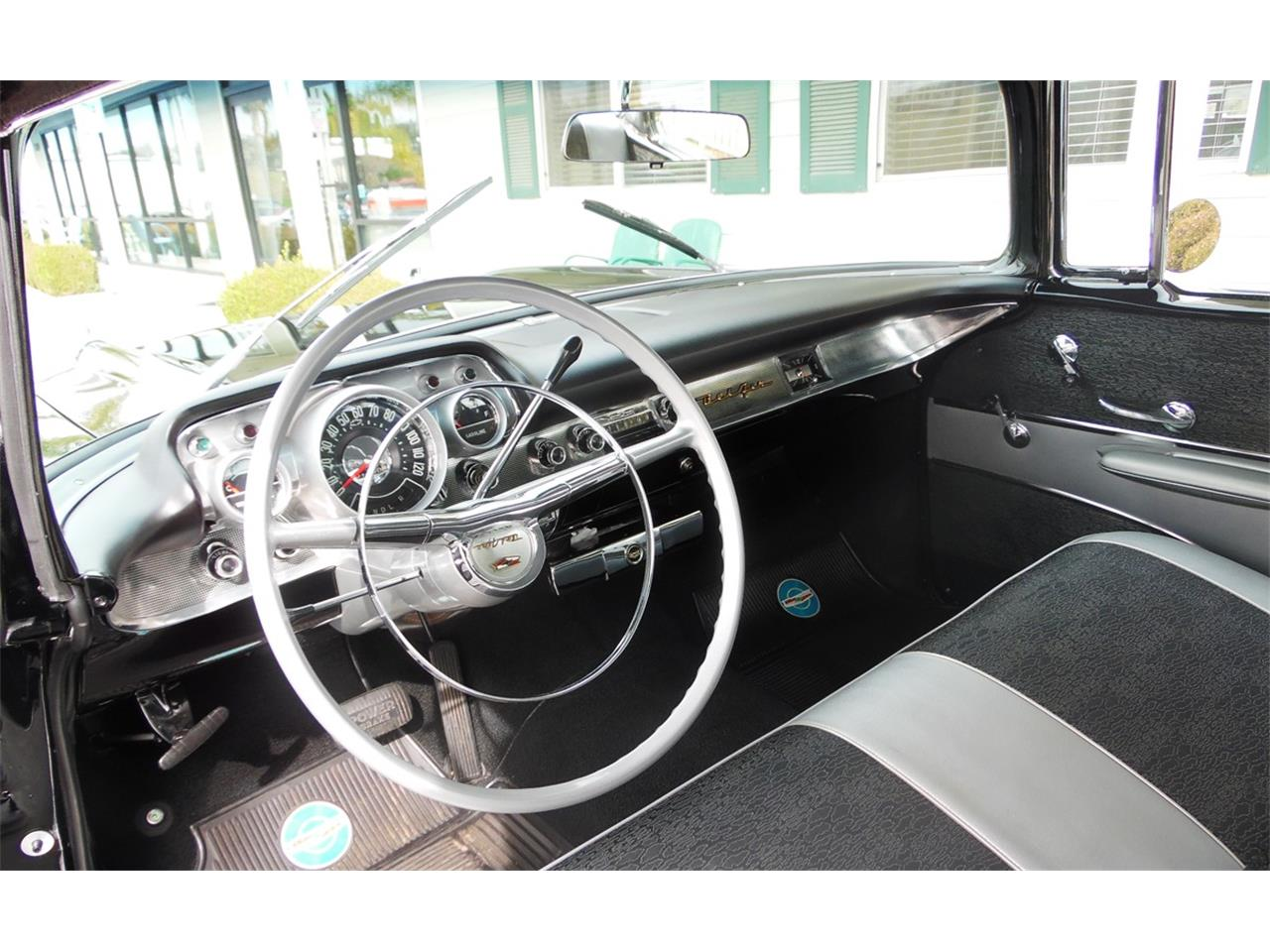 Large Picture of Classic 1957 Chevrolet Bel Air located in Redlands California - $72,995.00 Offered by Play Toys Classic Cars - PHCT