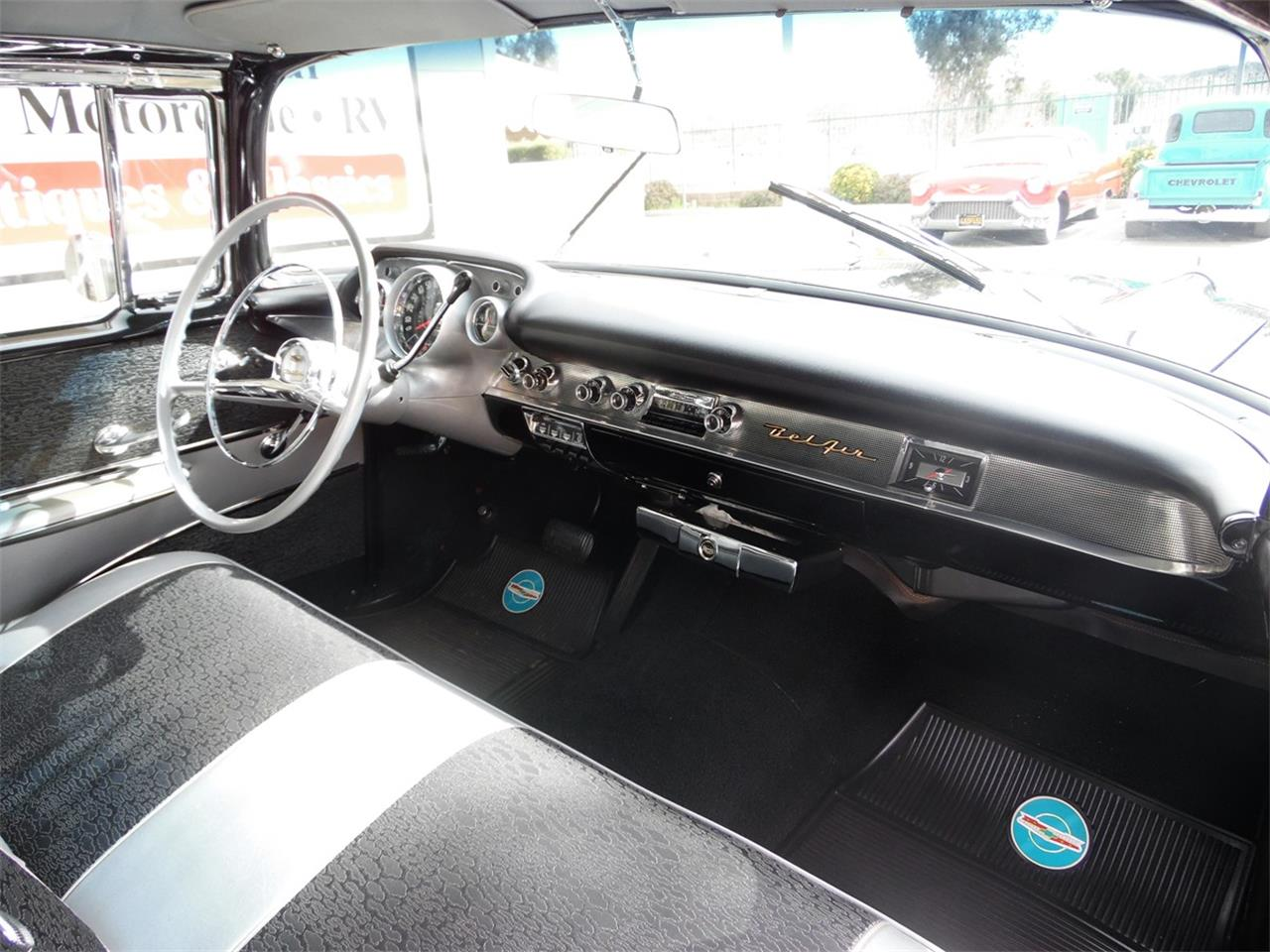 Large Picture of 1957 Bel Air located in Redlands California - PHCT
