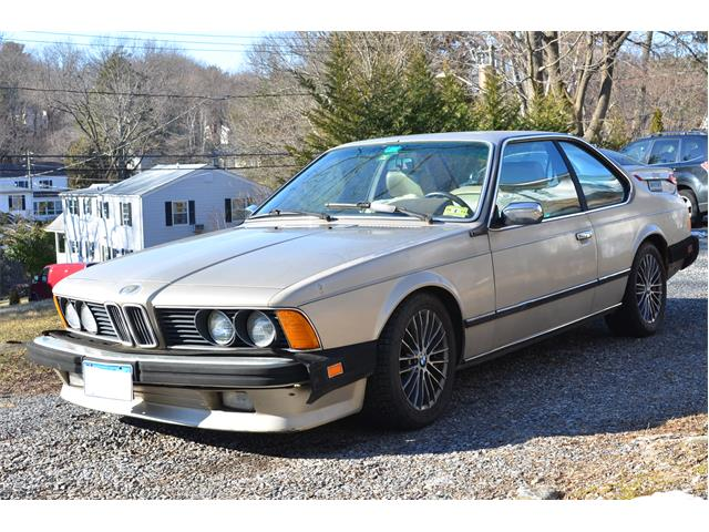Picture of '87 BMW 635csi - $3,500.00 Offered by a Private Seller - PHCU