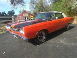 Picture of 1969 Plymouth Convertible Offered by McCormick's Collector Car Auctions - PB6I