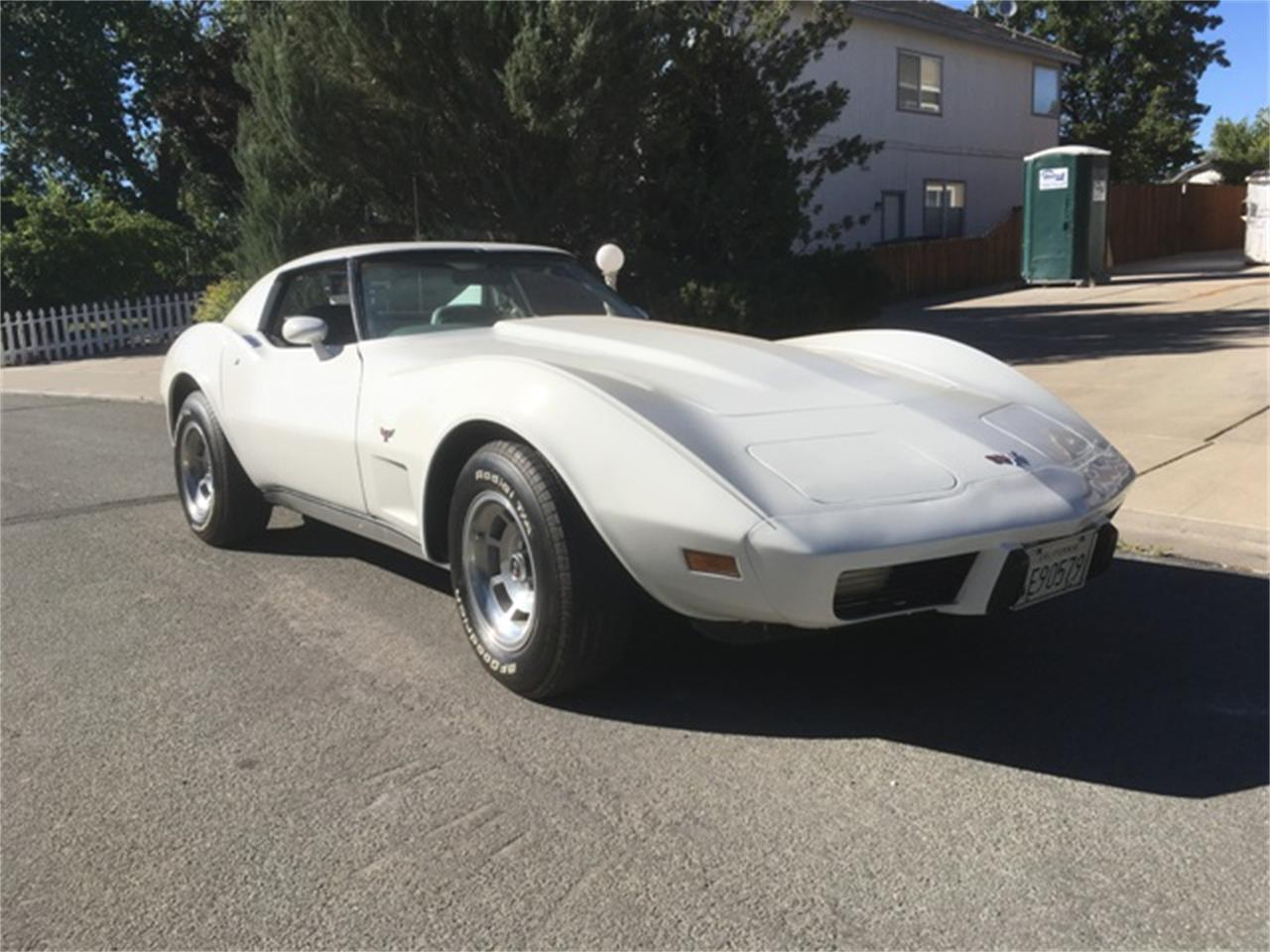 Large Picture of '77 Corvette - PB6J