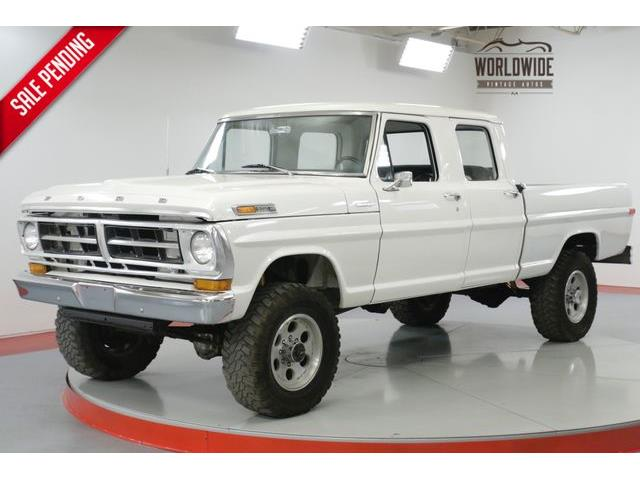 Picture of Classic '71 Ford F250 - $34,900.00 Offered by  - PHDN