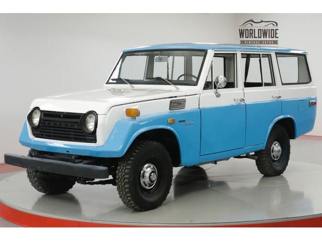 Picture of Classic 1973 Toyota Land Cruiser FJ Offered by  - PHDO