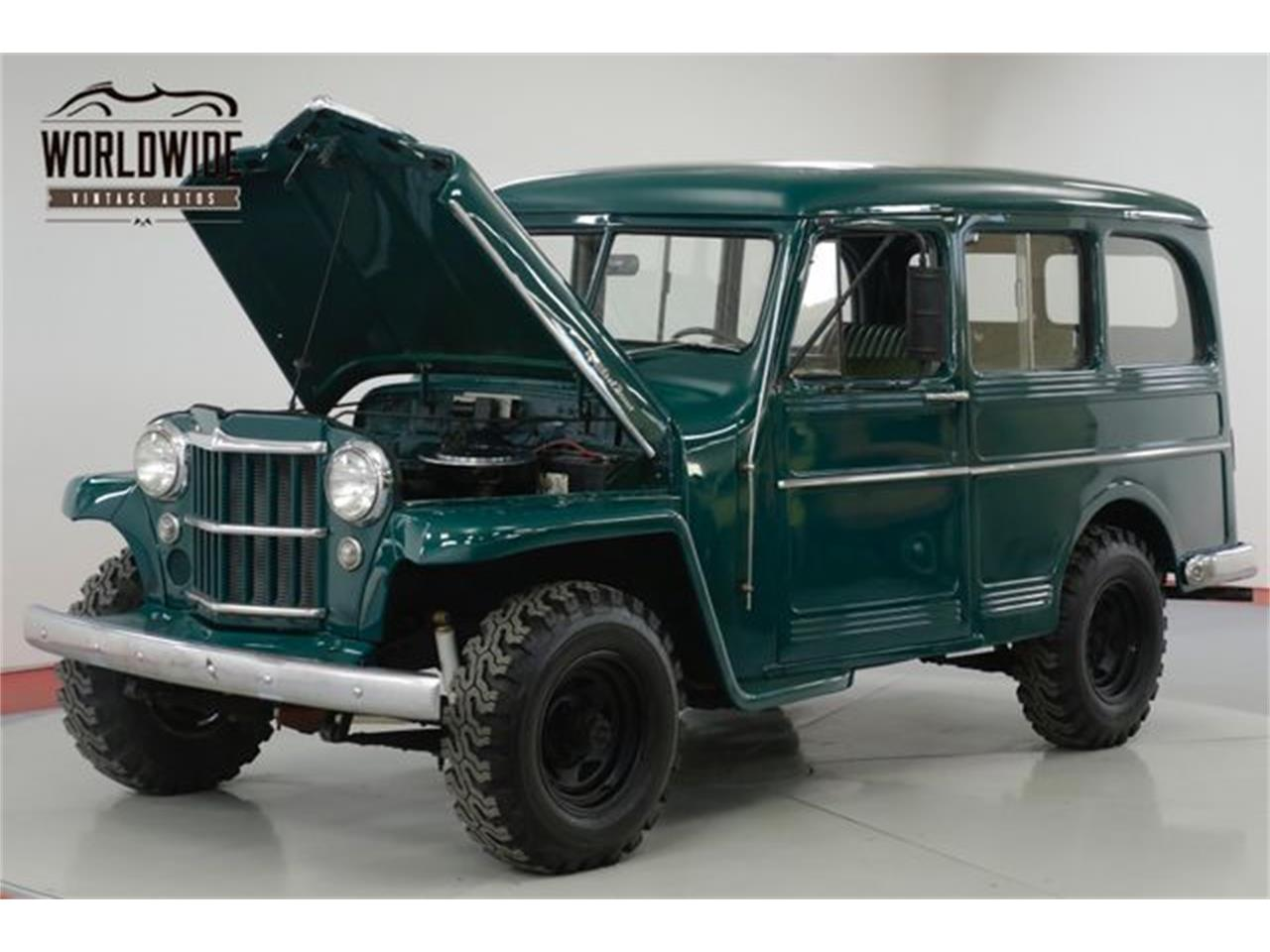 Large Picture of '59 Willys - PHDR