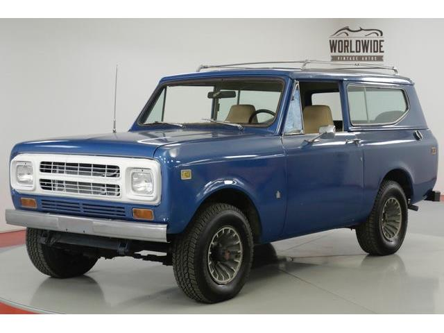 Picture of '80 International Scout located in Denver  Colorado Offered by  - PHDS