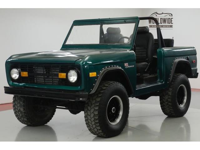 Picture of Classic '71 Ford Bronco located in Denver  Colorado - $24,900.00 - PHDW