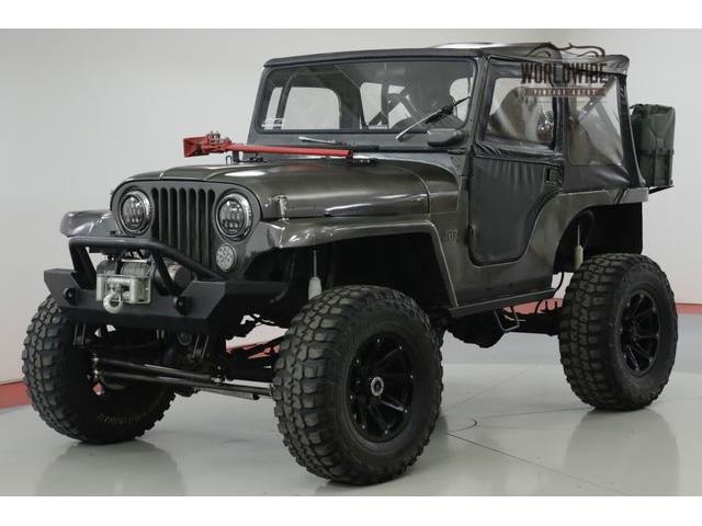 Picture of '70 Jeep CJ5 located in Colorado - $15,900.00 Offered by  - PHDY