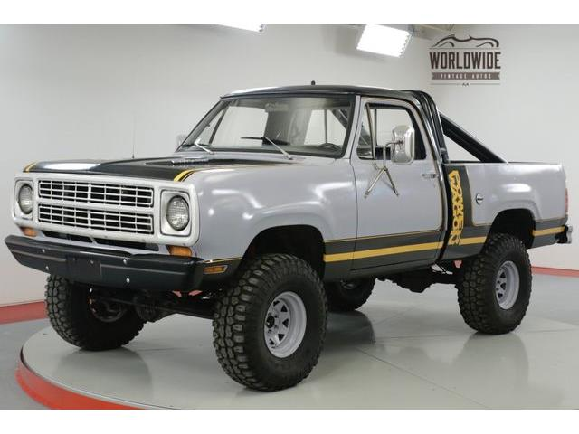 Picture of 1979 Power Wagon located in Colorado - $17,900.00 Offered by  - PHE1