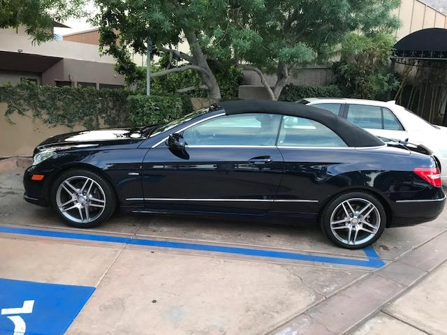 Picture of '12 MERCEDES BENZ CLK 350 CABRIOLET located in California Auction Vehicle - PB6M