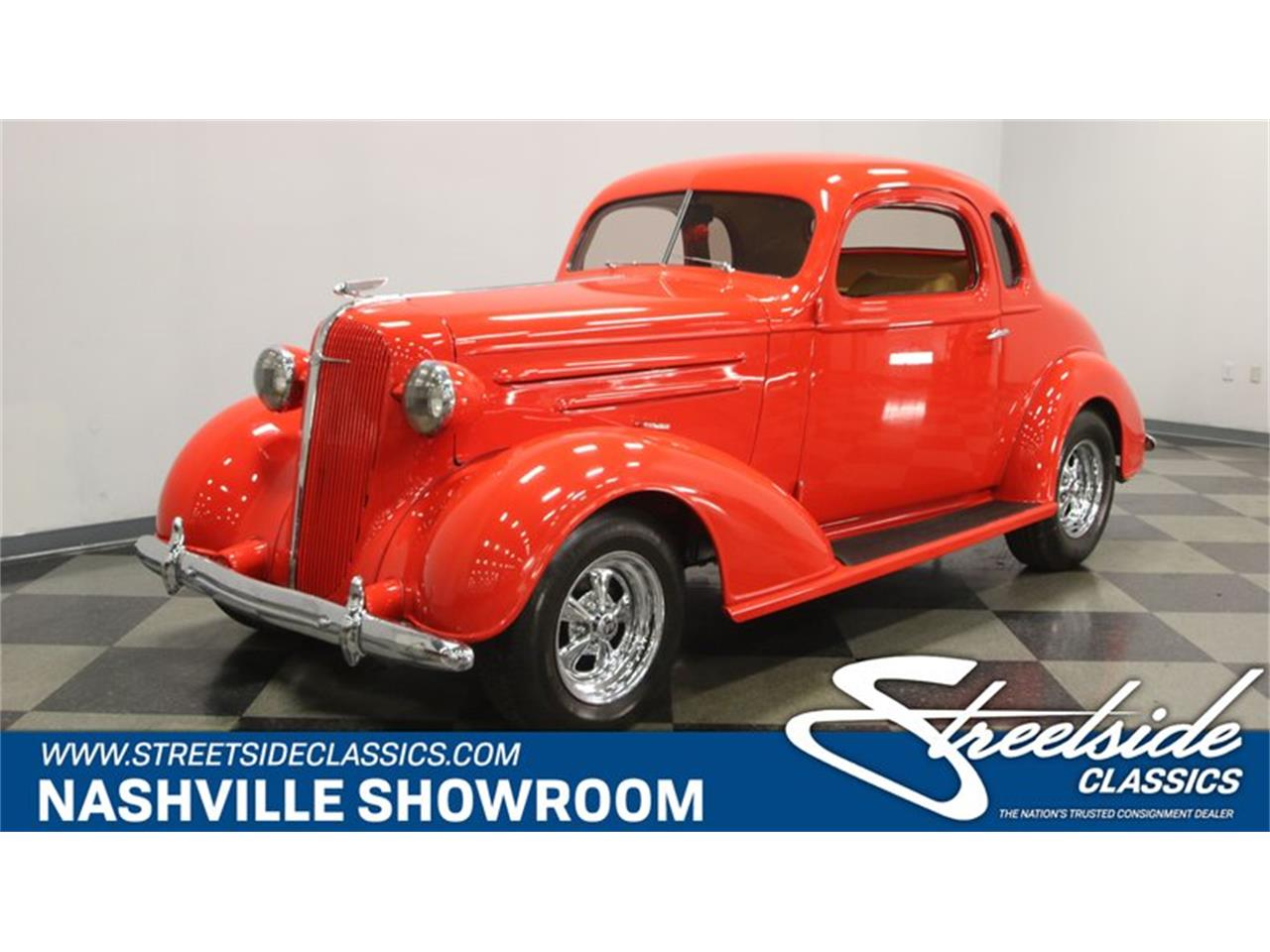Large Picture of Classic '36 Chevrolet Automobile located in Lavergne Tennessee Offered by Streetside Classics - Nashville - PHE7