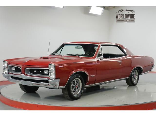 Picture of Classic '66 Pontiac GTO - $43,900.00 - PHE9