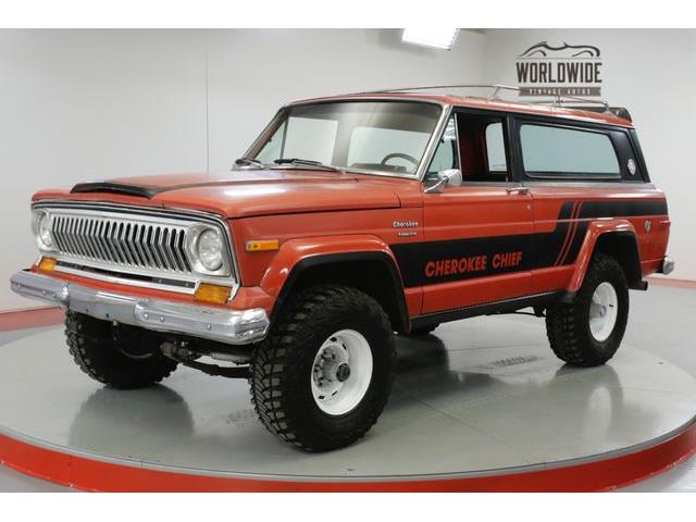 Picture of 1976 Jeep Cherokee located in Colorado - $18,900.00 Offered by  - PHEF