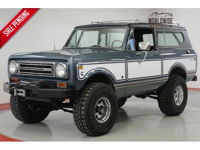 Picture of '74 International Scout - $29,900.00 Offered by  - PHEN
