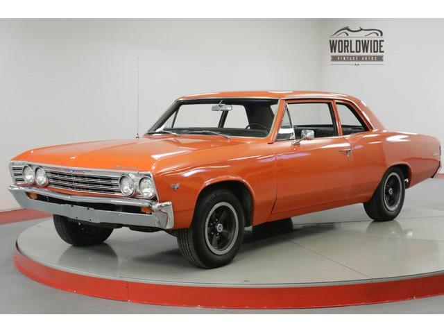 Picture of 1967 Chevrolet Malibu located in Colorado - PHER