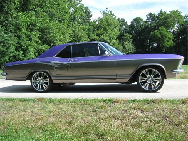 Picture of Classic 1963 Buick Riviera Auction Vehicle Offered by  - PHEW