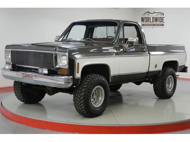 Picture of '76 K-10 located in Denver  Colorado - $17,900.00 Offered by  - PHF9