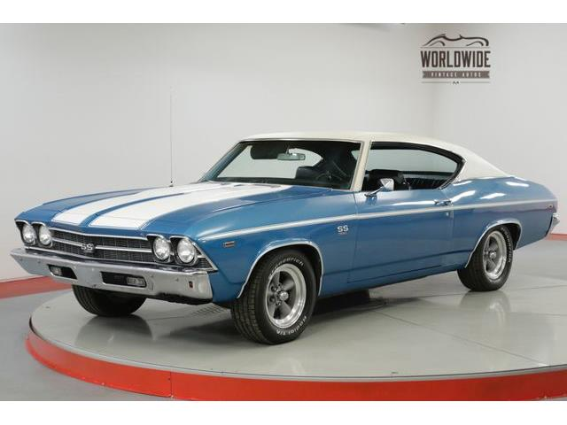 Picture of Classic 1969 Chevrolet Chevelle SS located in Denver  Colorado - $34,900.00 - PHFH
